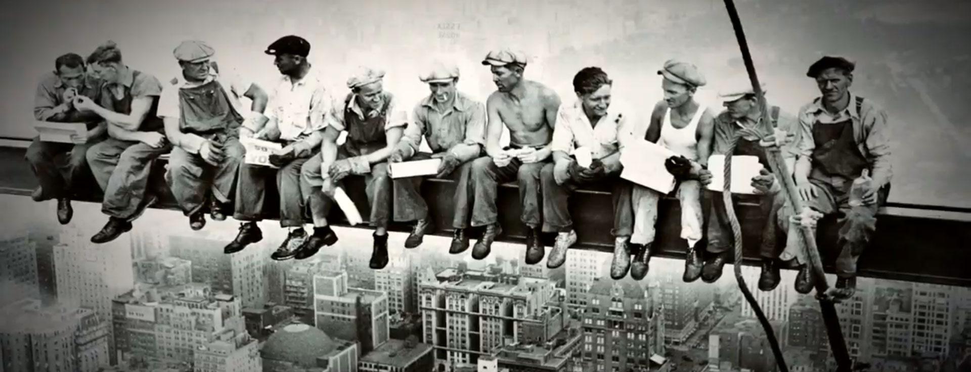 New York New York imagen poster
