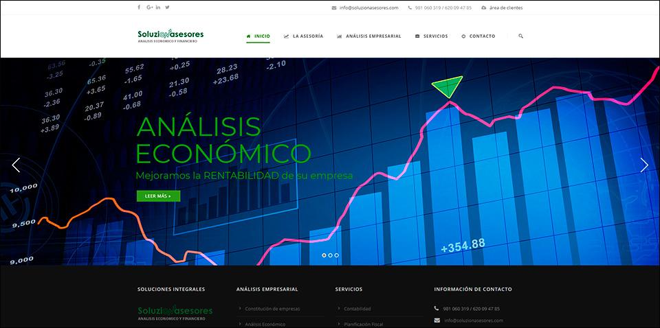 web soluzionasesores.com