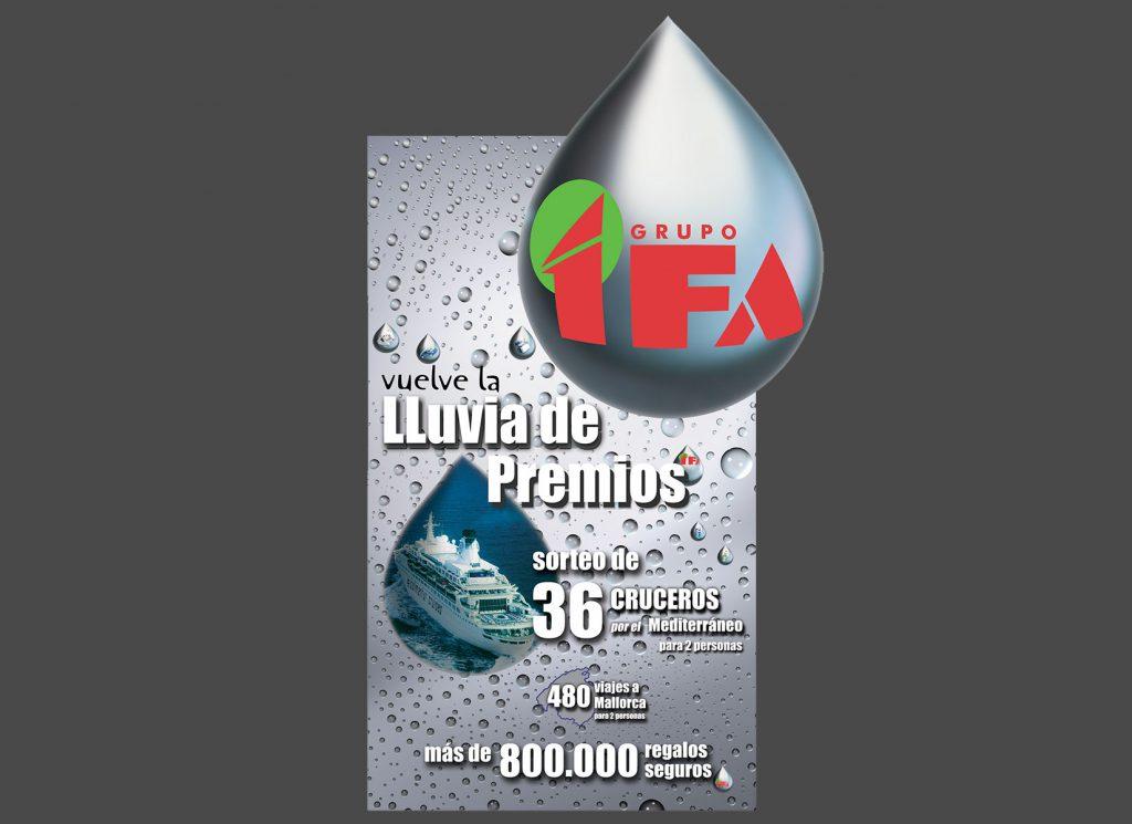 Cartel Grupo IFA