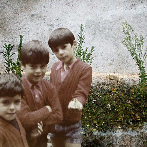 Vestigios de infancia. Rincón 1976. Restos de la huerta de los abuelos