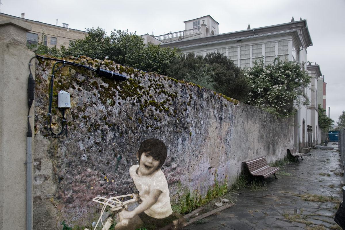 Vestigios de infancia. Rincón 1977. En bici por las calles